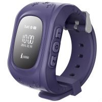Smart Baby Watch Q50 Purple­