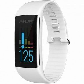 Polar A360 (HR) White (M)­