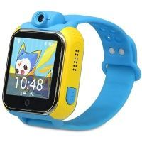 Smart Baby Watch Q75 Blue­