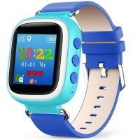 Smart Baby Watch Q60S Blue­