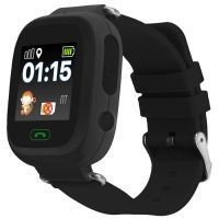 Smart Baby Watch Q80 Black­