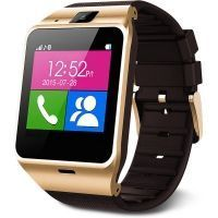Smart Watch GV18 Gold­