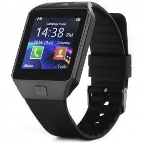 Smart Watch QW09 Black­