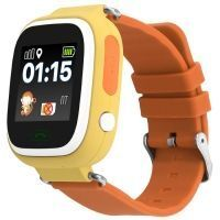 Smart Baby Watch Q80 Yellow­