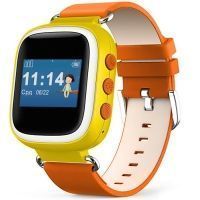 Smart Baby Watch Q60S Yellow­