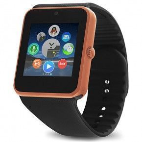 Smart Watch GT08 Gold­