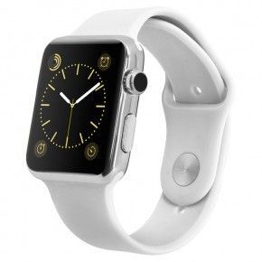 Smart Watch IWO 2 Silvery Snow­