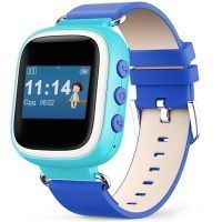 Smart Baby Watch Q60 Blue­