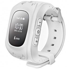 Smart Baby Watch Q50 White­
