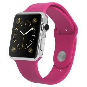 Smart Watch IWO 2 Silvery Rose­