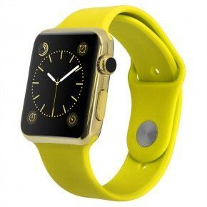 Smart Watch IWO 2 Golden Honey­