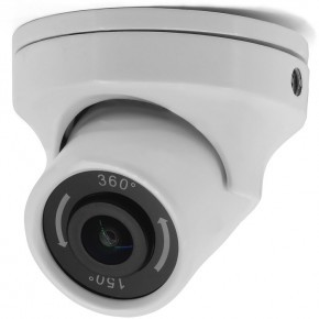 JMK JK-636HD Sony CCD (white)­